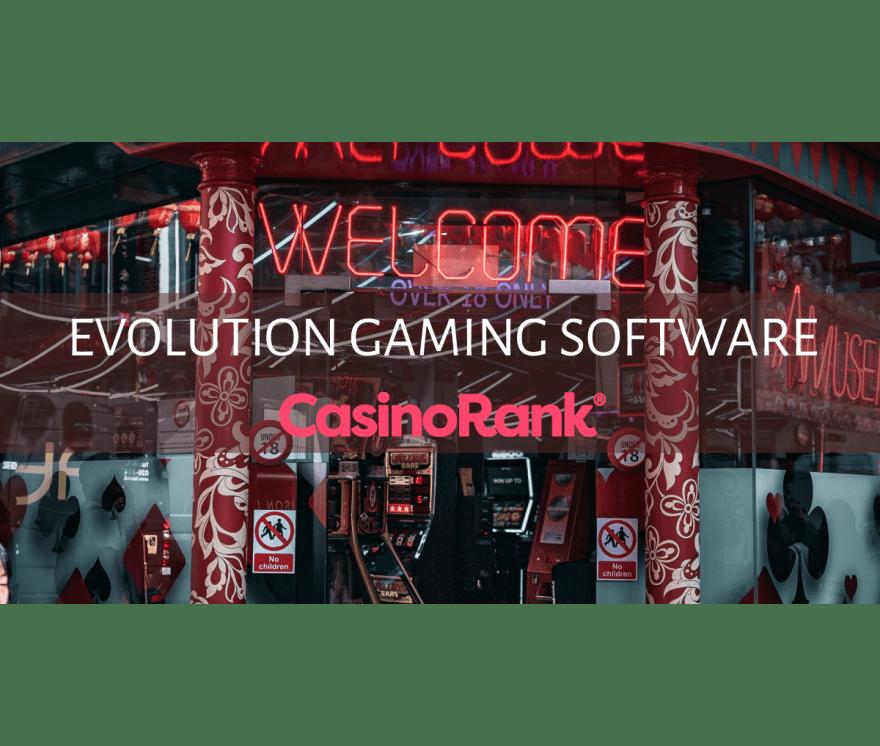 Best 128 Evolution Gaming Live Casinos 2021