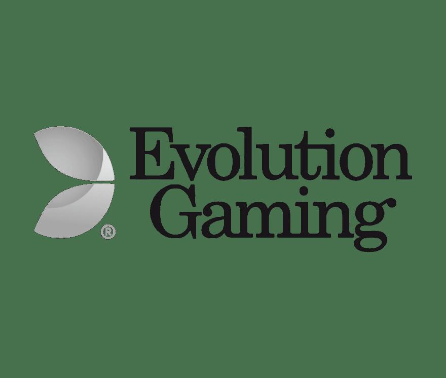 Best 123 Evolution Gaming Live Casinos 2021