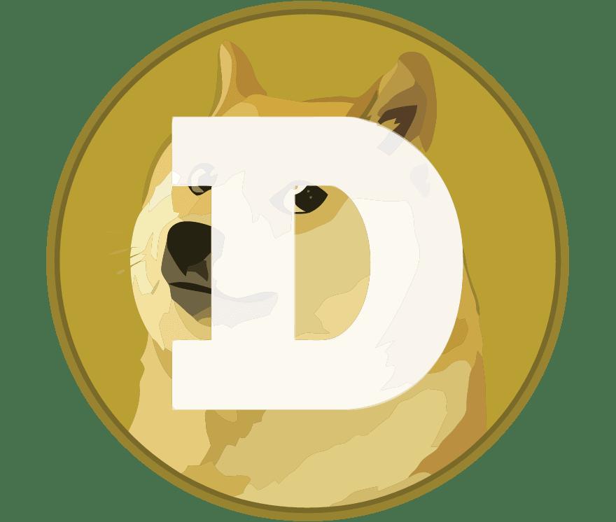 Top 18 Dogecoin Live Casinos
