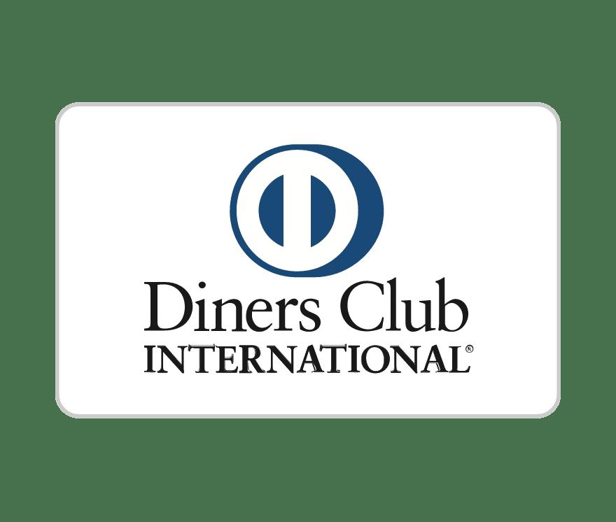Top 6 Diners Club International Live Casinos