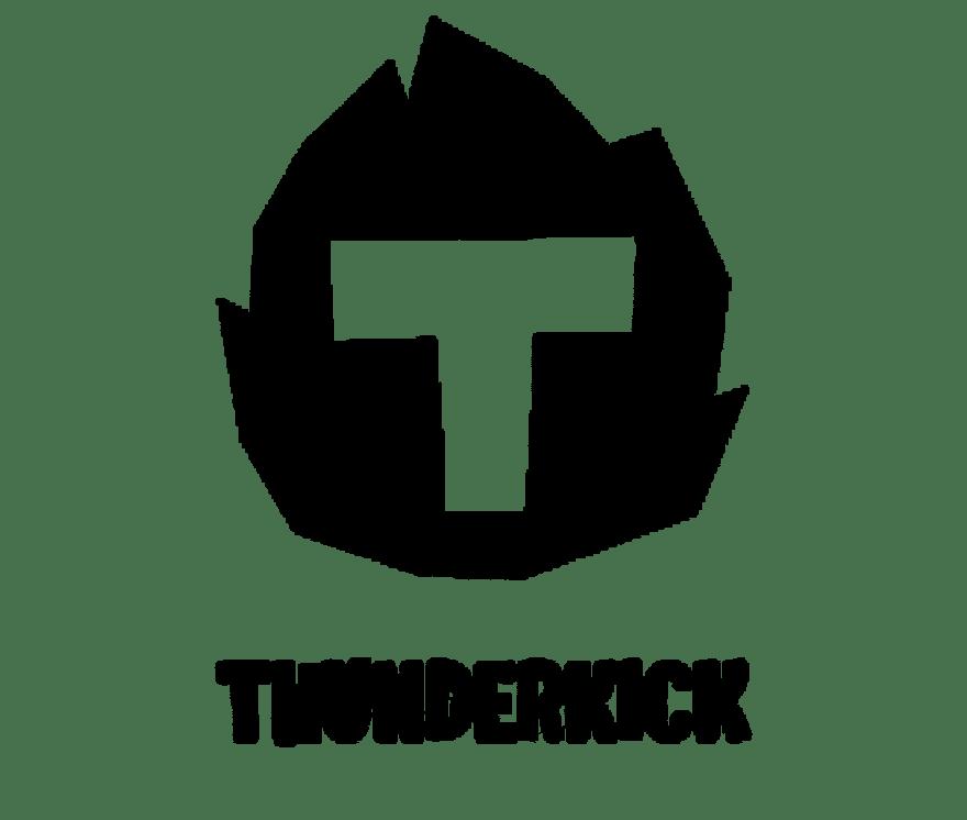 Best 83 Thunderkick Live Casinos 2021