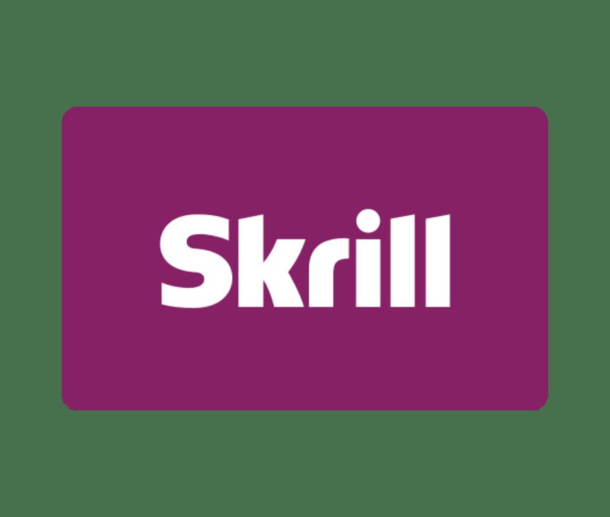 Top 161 Skrill Live Casinos 2021