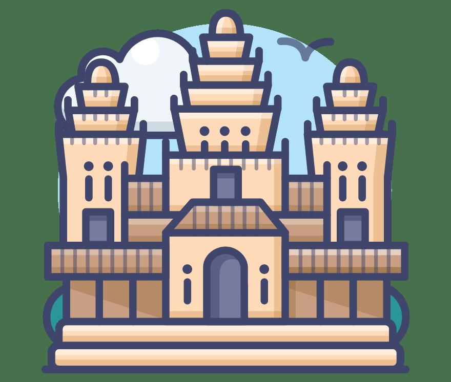 Best 40 Live Casinos in Cambodia 2021