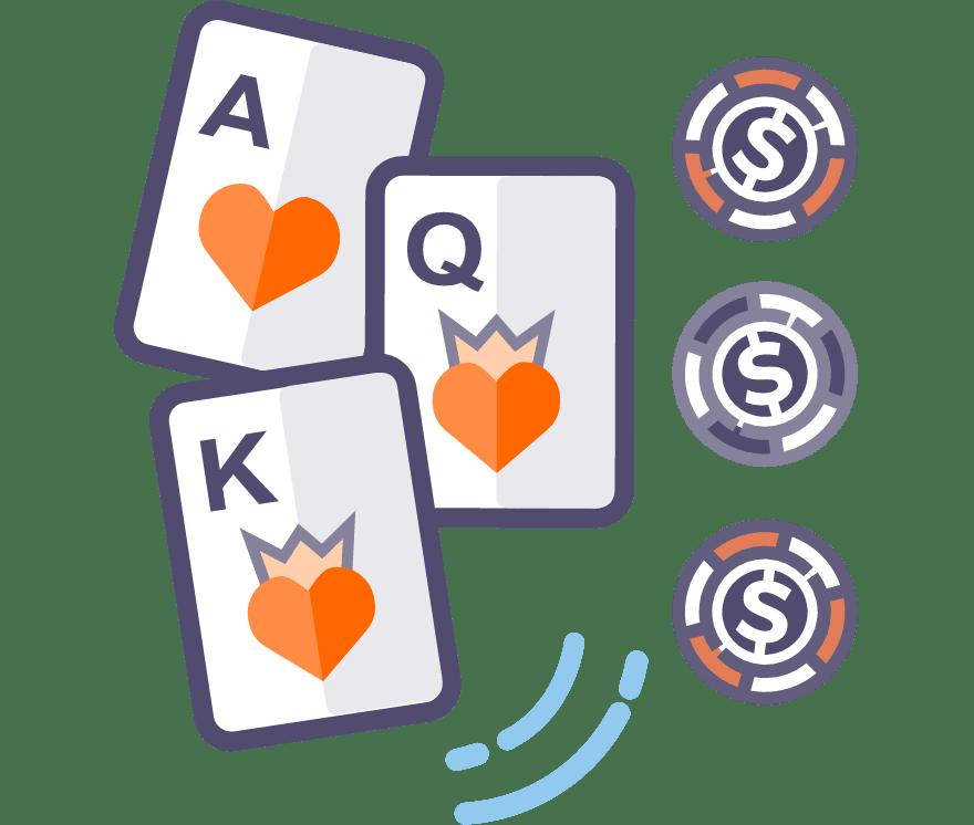 Play Live Three Card Poker