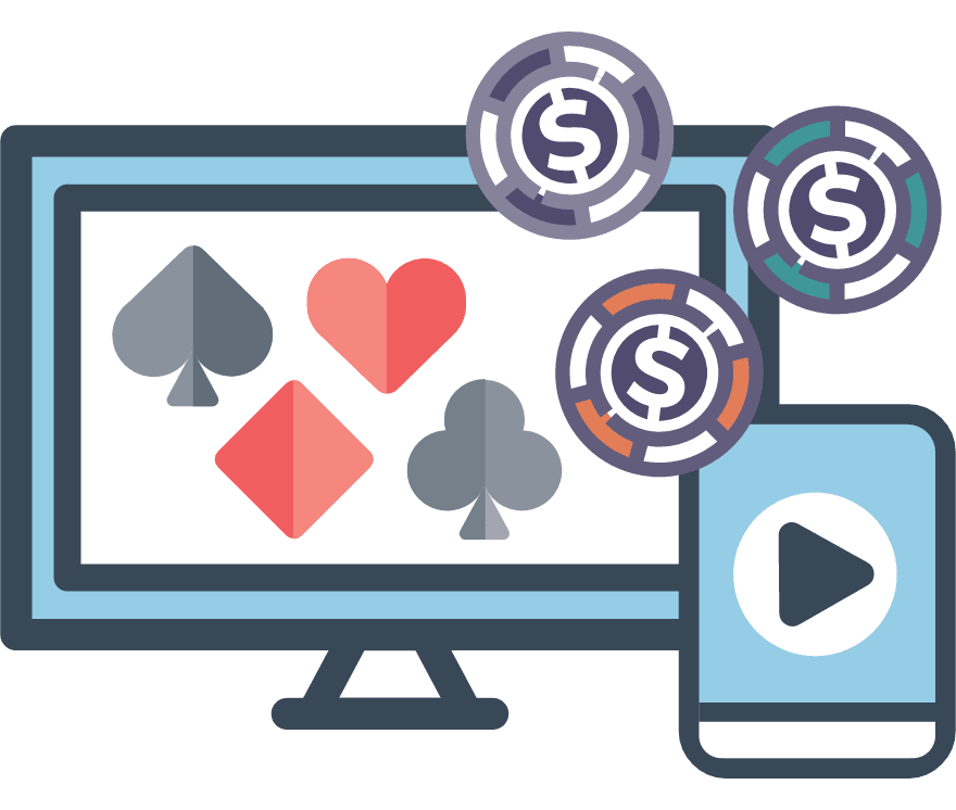 Live Video Poker Casinos - Top rated 2021