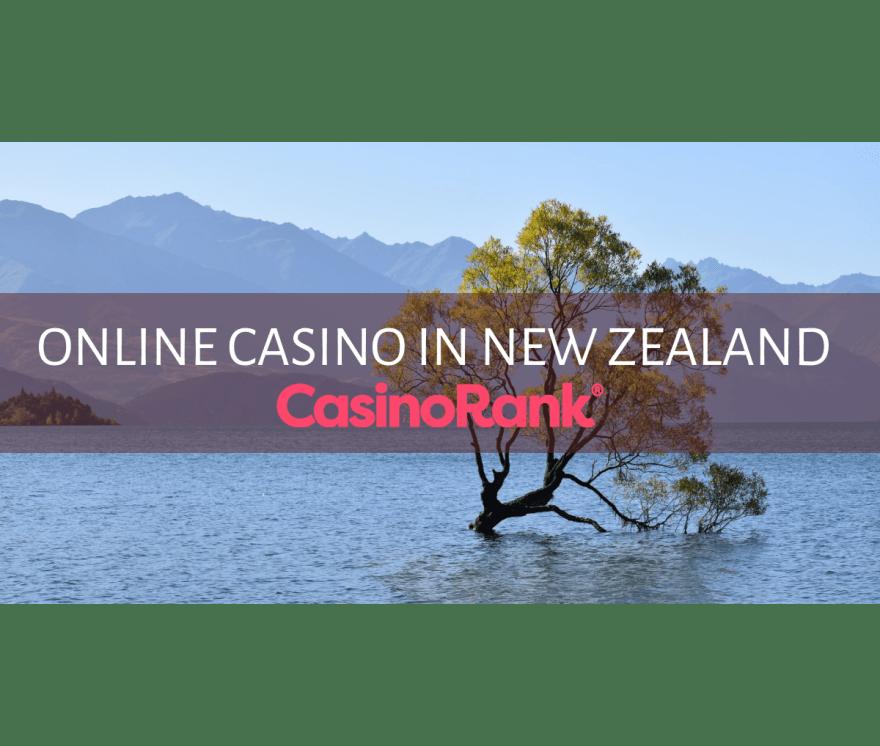 Best 82 Live Casinos in New Zealand 2021