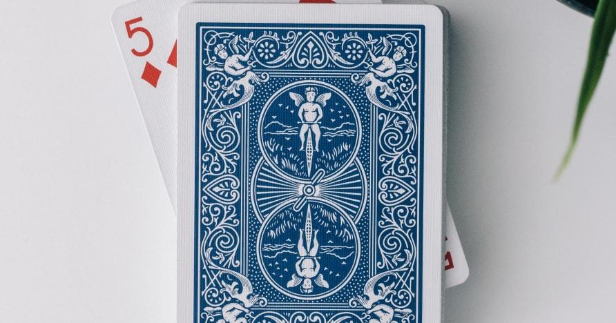 Evolution's Live 3 card poker