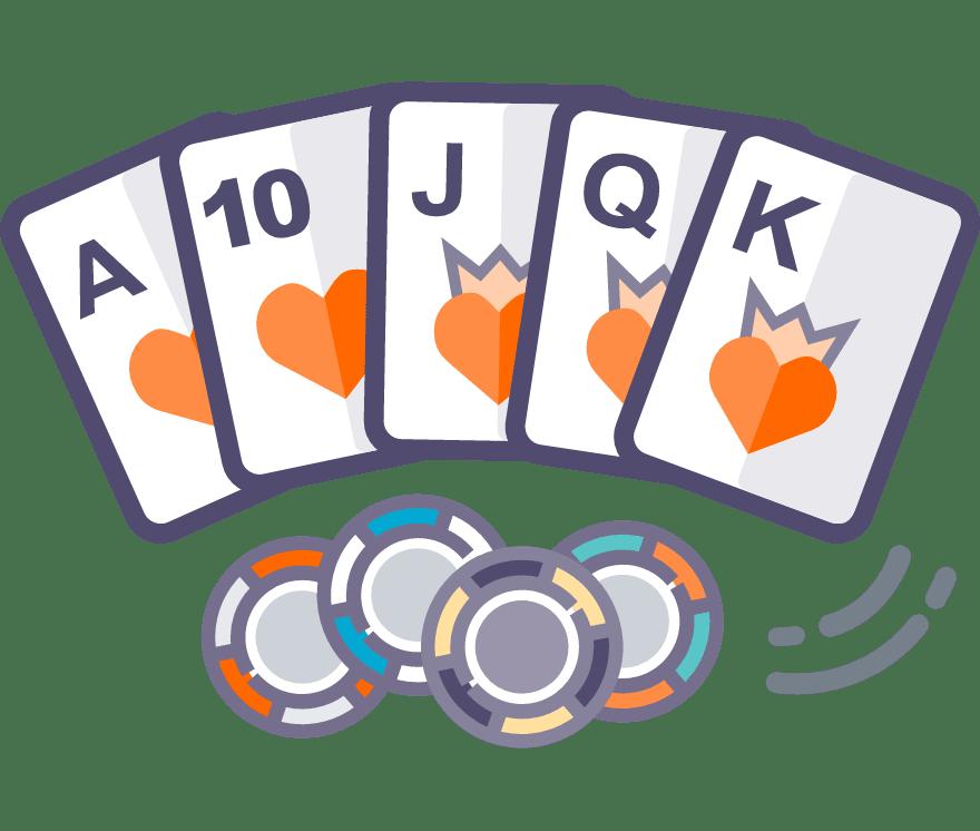 Play Live Texas Hold'em Online