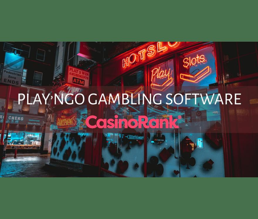 Best 110 Play'n GO Live Casinos 2021