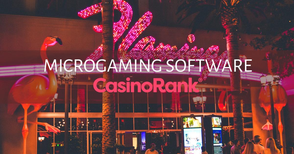 Best 134 Microgaming Live Casinos 2021